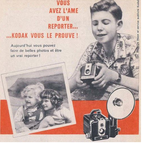 kodak brownie flash