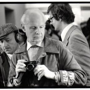 Exposition Henri Cartier-Bresson au CentrePompidou