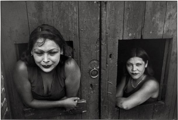 hcb-1934_Mexico_City_Prostituées