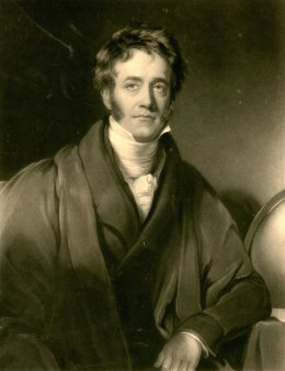 John Frederick William Herschel.