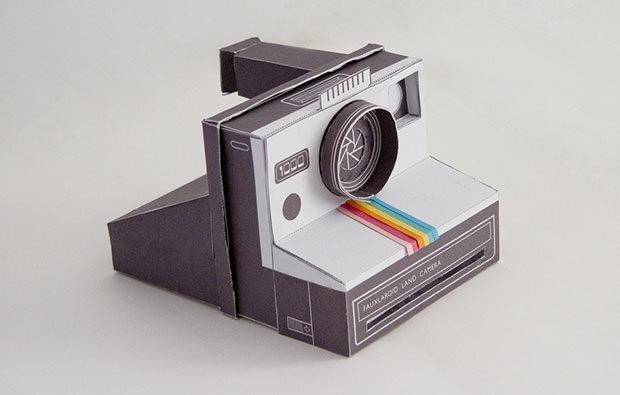 instant paper camera