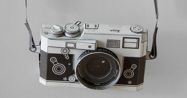 Matthew Nicholson Leica Pinhole