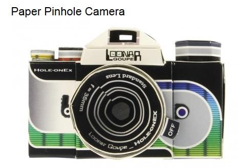 pinhole camera lomography