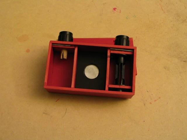sténopé 35 mm compact