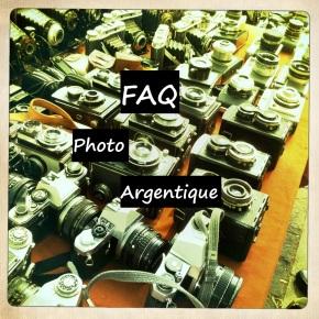 FAQ de la PhotoArgentique