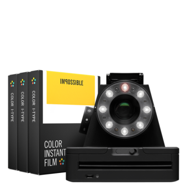I-1 analog instant camera par Impossible