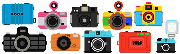 lomography collection