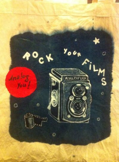 Rock your films! bag