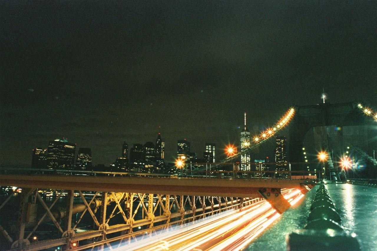 Brooklyn Bridge (Cine 400 Tungsten)