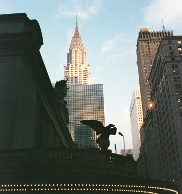 Grand Central Station (Cine 400)