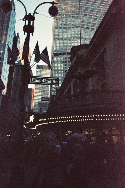 Grand Central Station (Color Implosion Surreal CN)