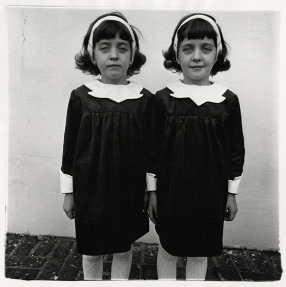 Diane Arbus Twins