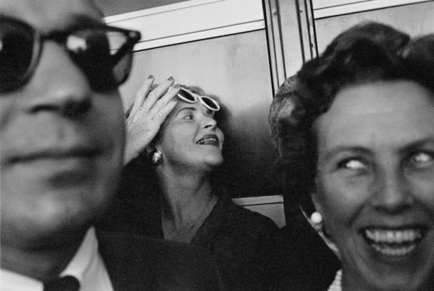 Winogrand close up