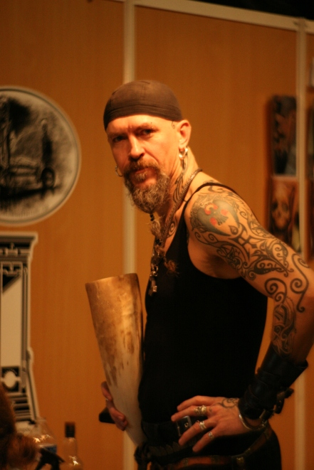 EOS 20D - Petzval - Mondial du tatouage 2015