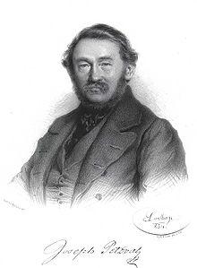 Joseph Petzval