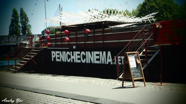 La Péniche Cinéma - Olympus OMD-EM5