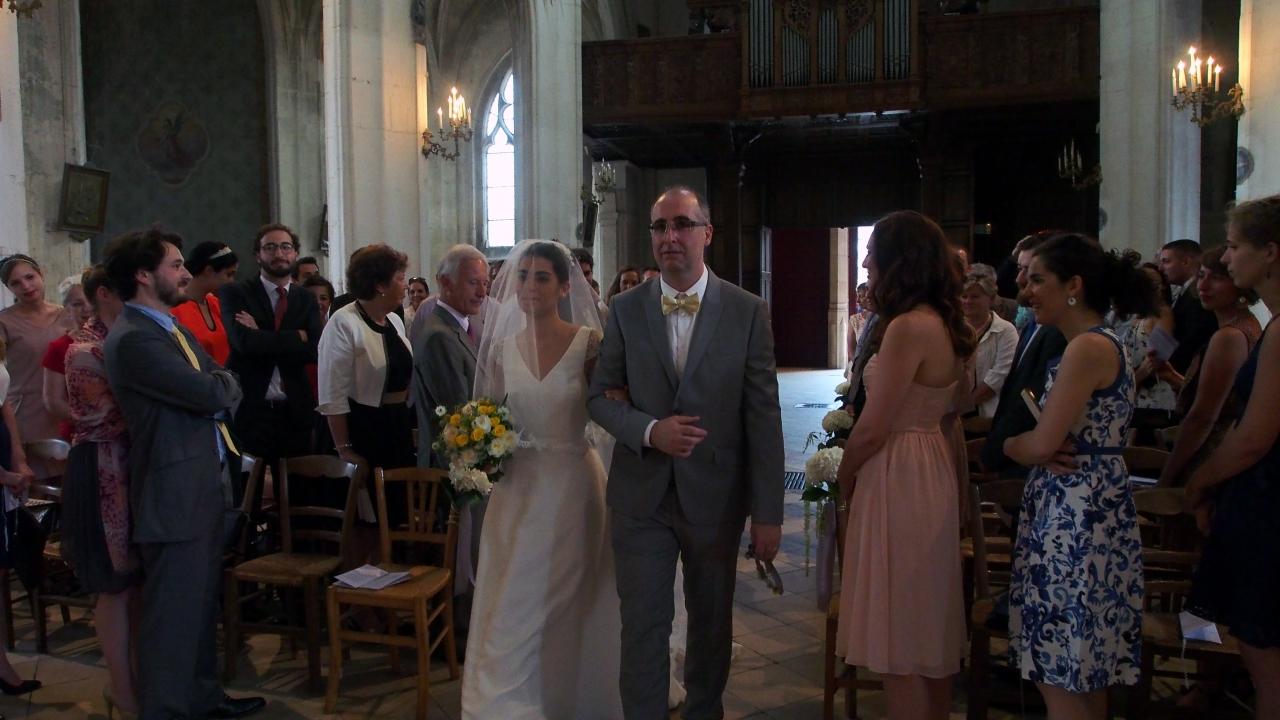 La mariée - Olympus OMD-EM5