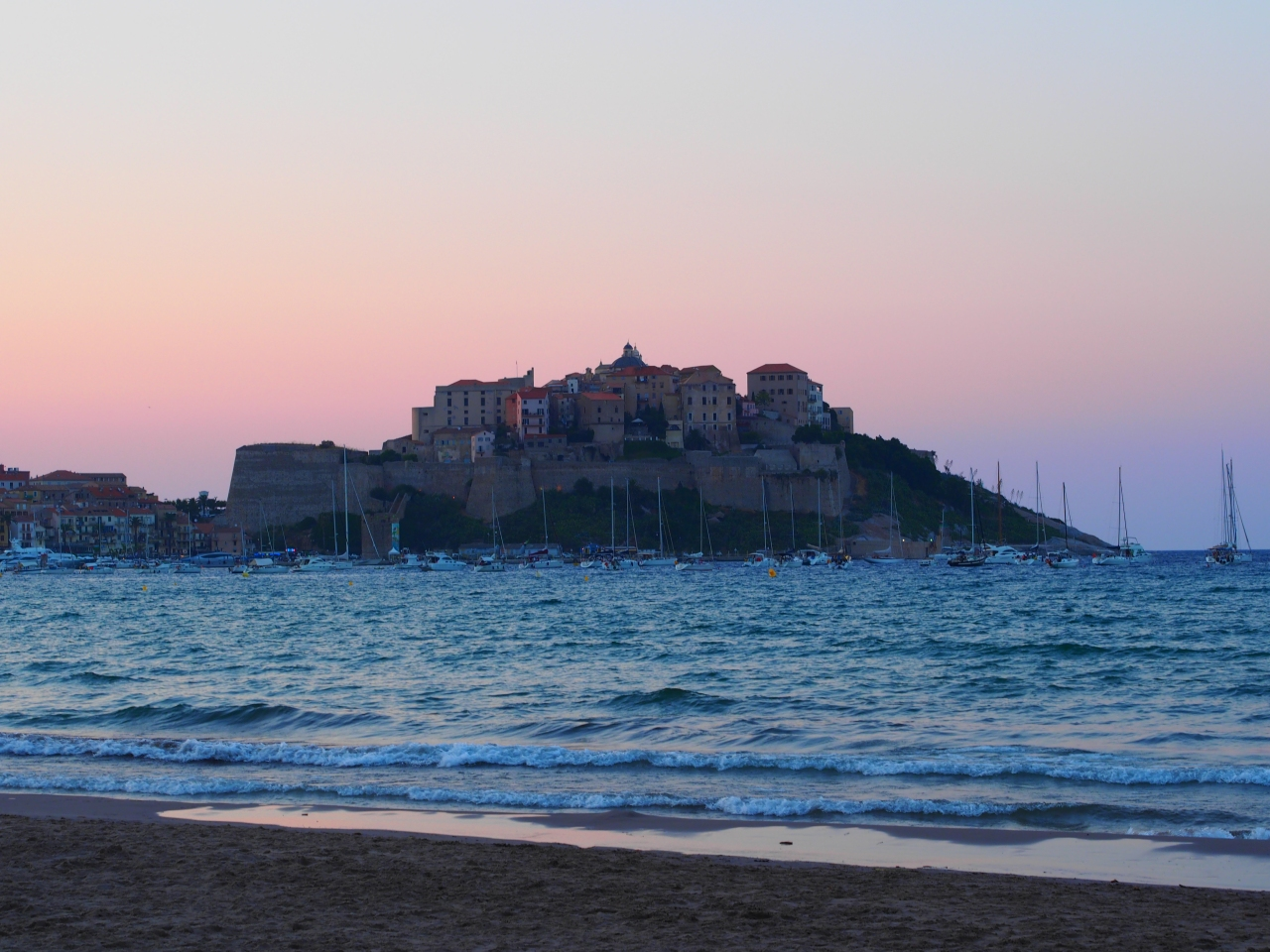 La citadelle de Calvi - Olympus OMD-EM5