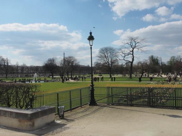 Jardin des Tuileries - olympus OM-D E-M5
