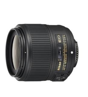 AF-S NIKKOR 35mm f1.8G ED