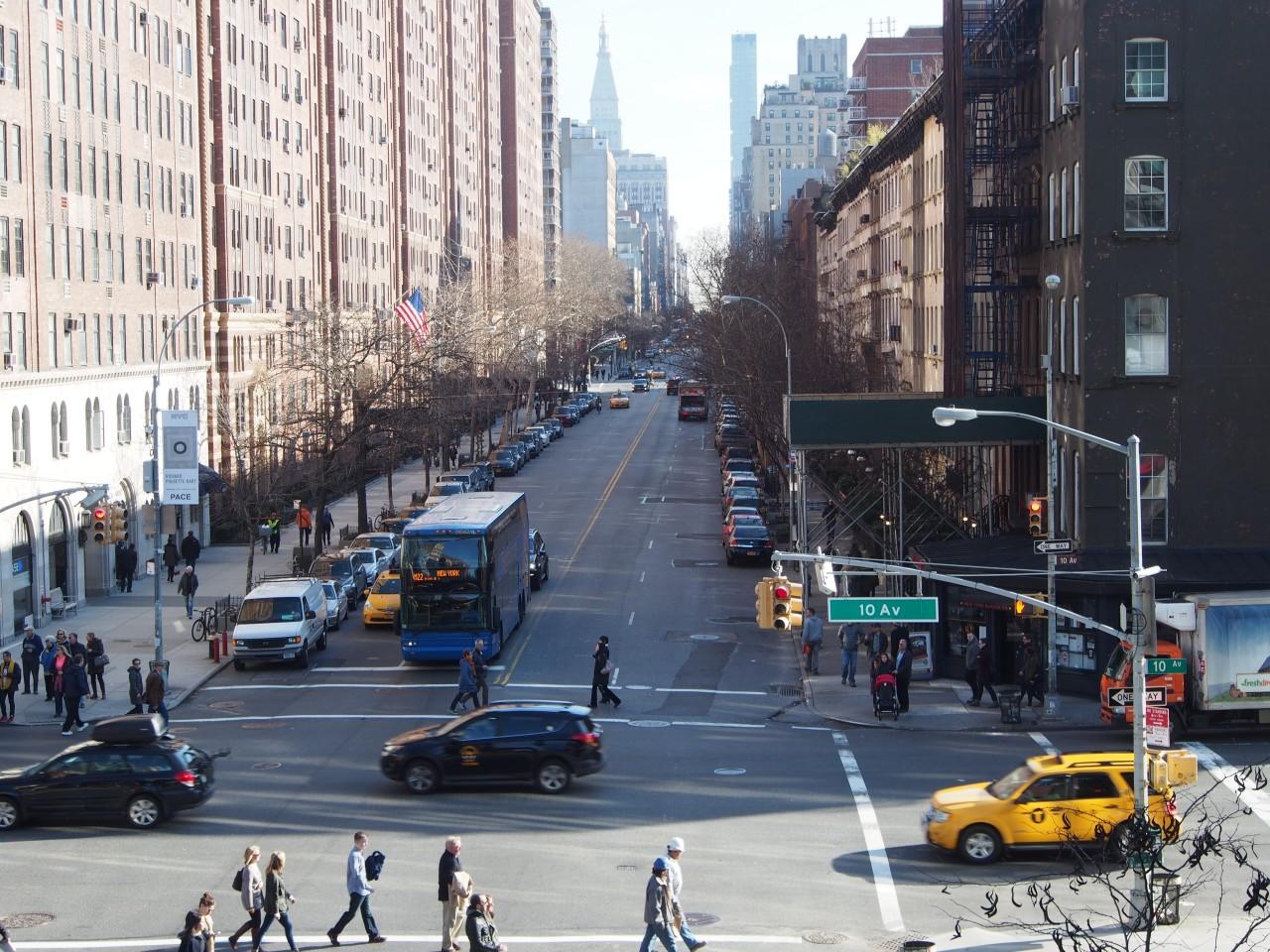 New York - Olympus OM-D E-M5 - Objectif Olympus 12-50 mm