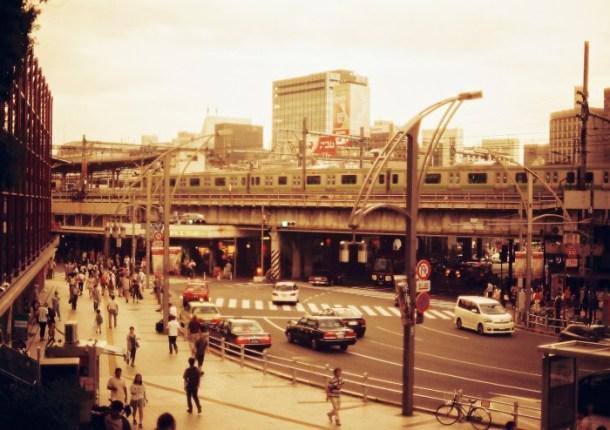 Tokyo - Redscale maison