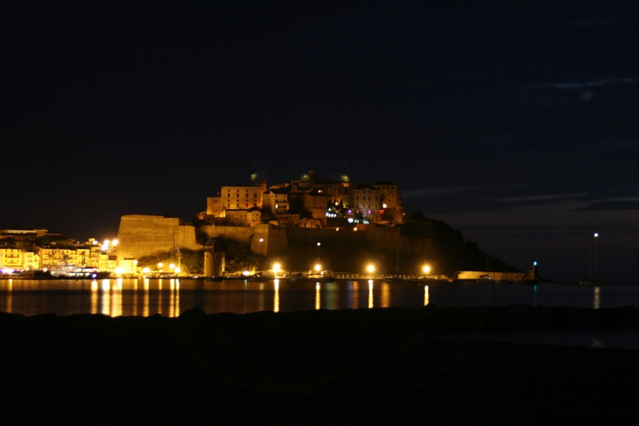 La citadelle de Calvi - Corse