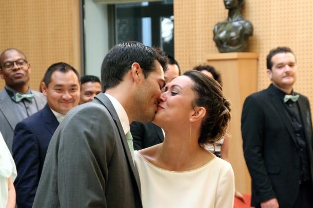 The kiss - mairie - Canon EOS 20D