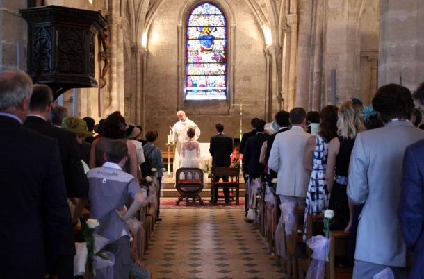 La cérémonie religieuse - canon EOS 20D