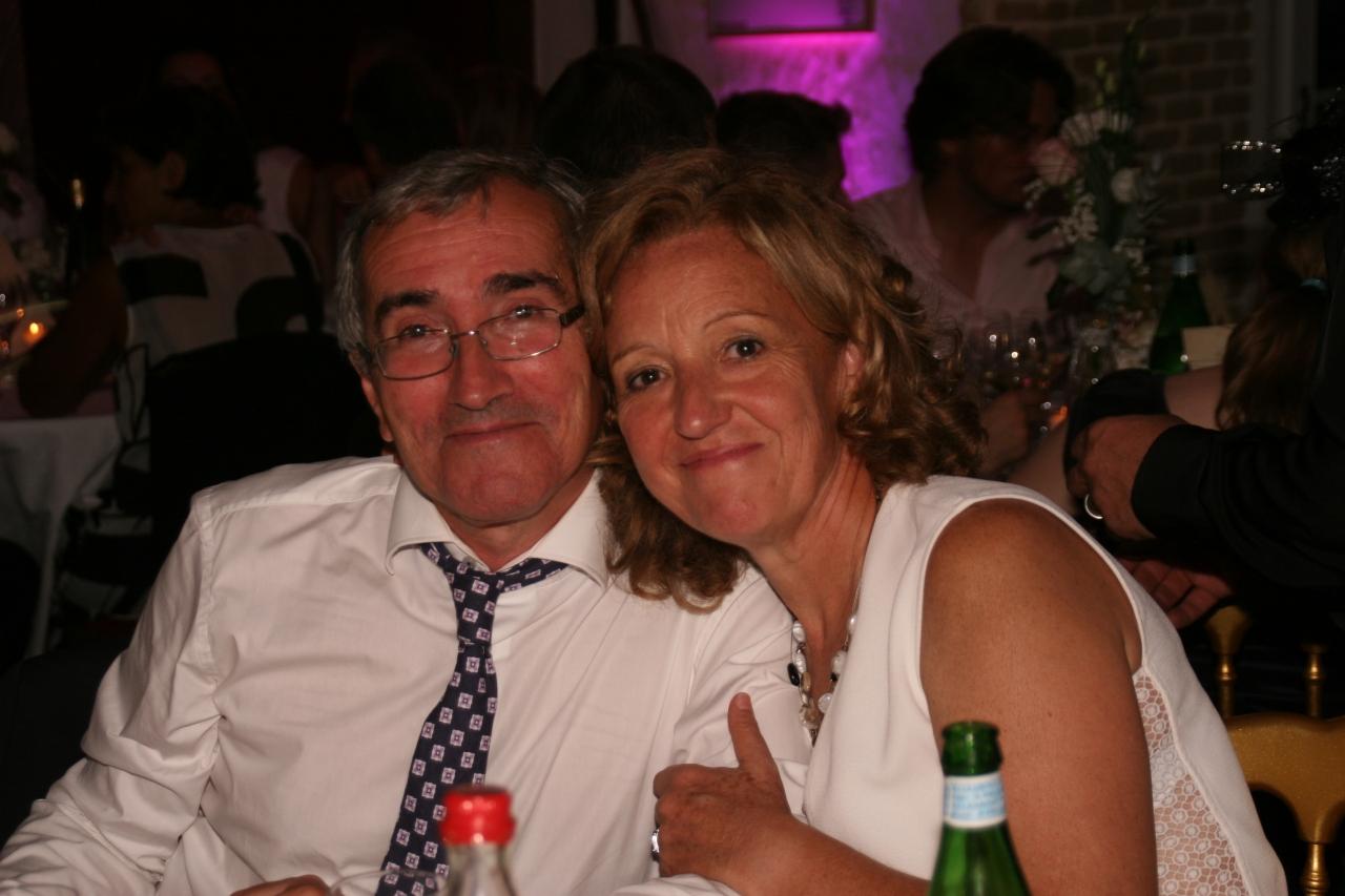 Les parents de la mariée - Canon EOS 20D Flash Cobra