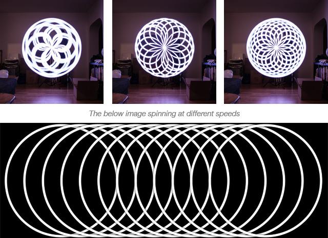 pixelstick circle