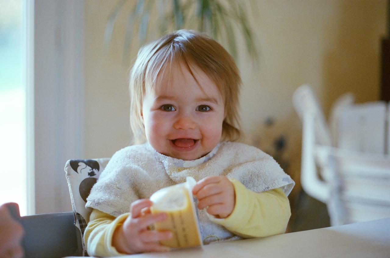 Lucie 14 mois - Kono! Tungsten 400