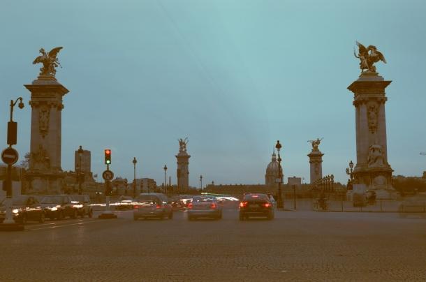 Pont Alexandre III - Canon A1 - Kono! Donau 6 iso