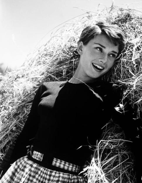 Audrey Hepburn Philippe Halsman