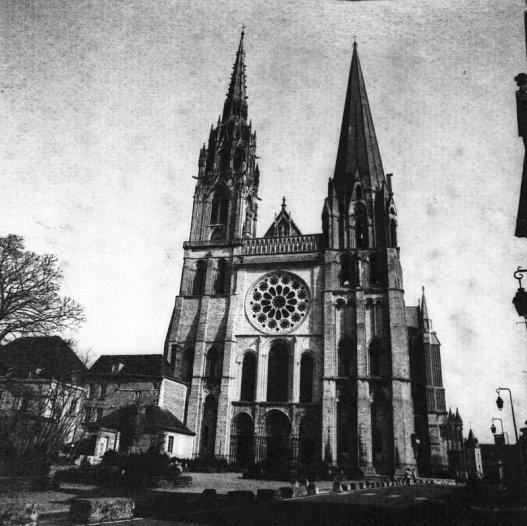 cathédrale de Chartres par wufnir