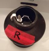 solution de révélateur au bain marie dans mon évier