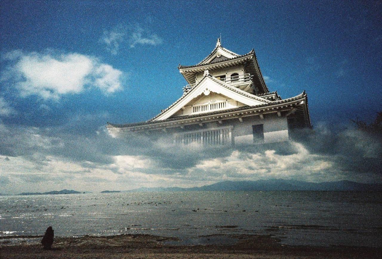 Gocchin Fuji Provia 100 F Lomo LC-A+ Takashima Shiga