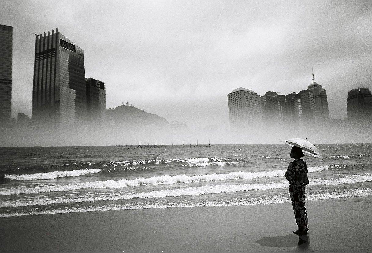 Gocchin Lomography Lady Grey BW 400 Lomo LC-A+ Hong Kong