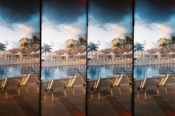 Cancun - Lomo iso 800 - Supersampler