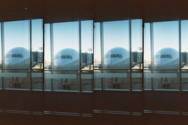 Aeroport de Miami - Lomo iso 800 - Supersampler