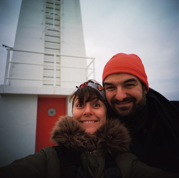 Selfie time à St Malo