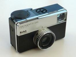 Kodak instamatic 233