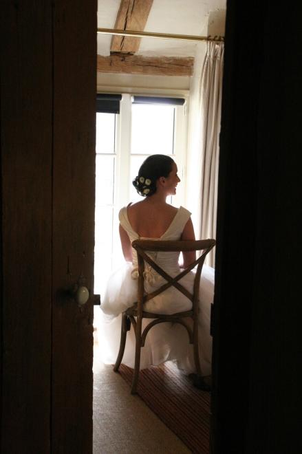 La future mariée est prête - Canon EOS 20D - 50 mm