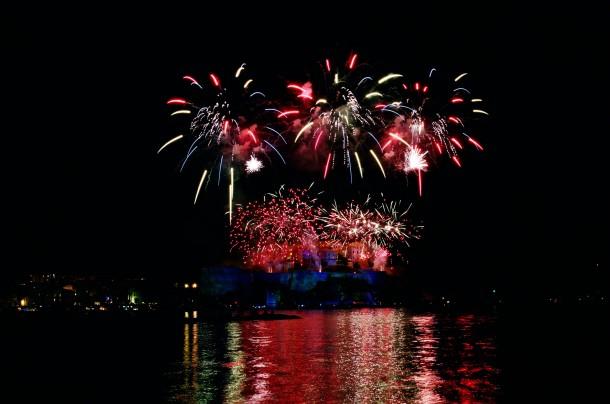 15 août à Calvi - Canon EOS 100 - Fuji Superia 200