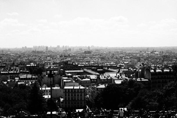 Montmartre - Canon EOS 100 - Film Washi Z