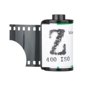 Pellicule Noir et Blanc Washi Z 400 iso (35mm)