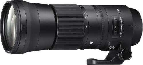 Sigma Contemporary 150-600 mm f5-6.3 DG HSM C pour Canon
