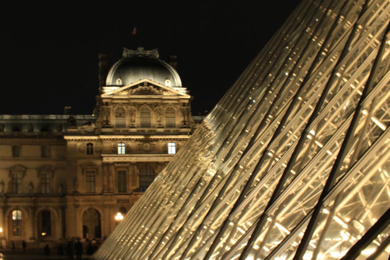 Le Louvre - Canon EOS 6D - Daguerreotype Achromat f/16