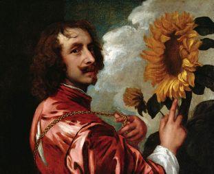 Autoportrait d'Anton Van Dyck