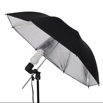 parapluie et pince support